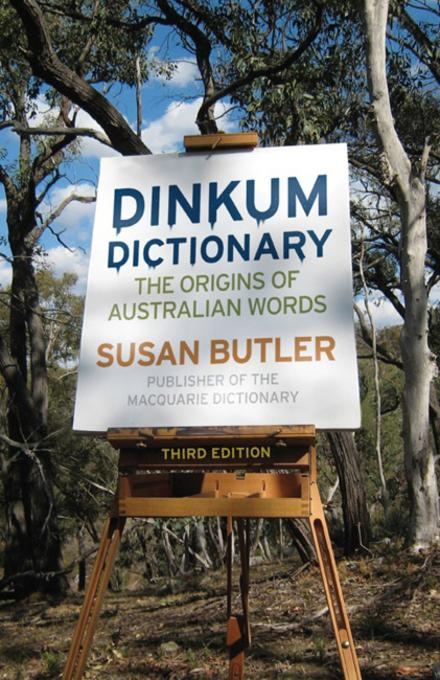 The Dinkum Dictionary EB9781921799105