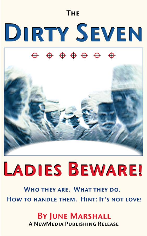 The Dirty Seven: Ladies Beware! EB9781893798229