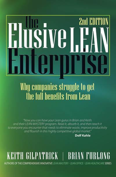 The Elusive Lean Enterprise (2nd Edition) EB9781896186818