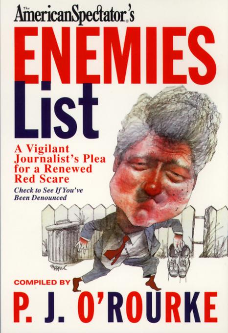 The Enemies List EB9781555847111