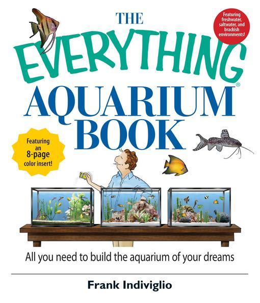 The Everything Aquarium Book EB9781440523892