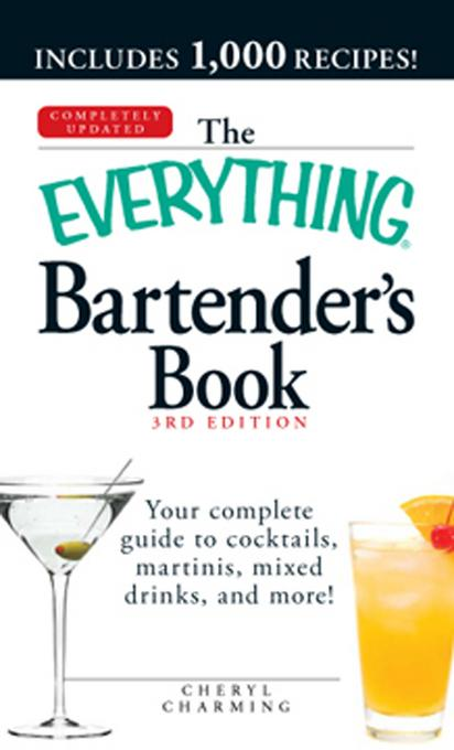 The Everything Bartender's Book EB9781440503849