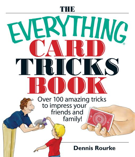 The Everything Card Tricks Book EB9781440523465