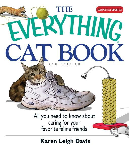 The Everything Cat Book EB9781440523779