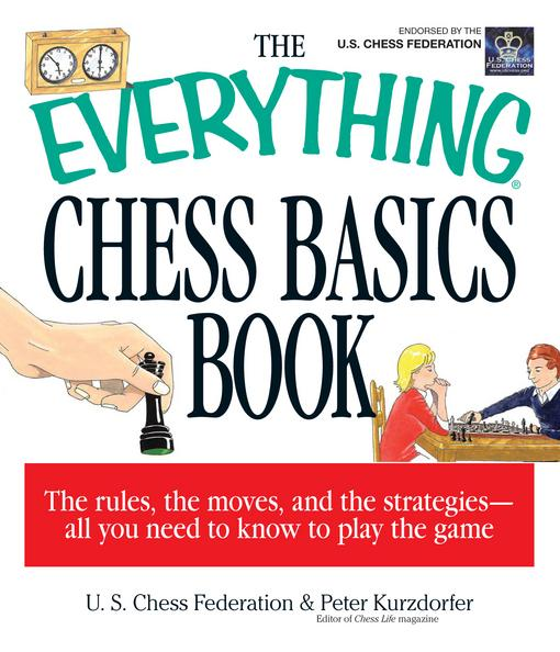 The Everything Chess Basics Book EB9781440522307