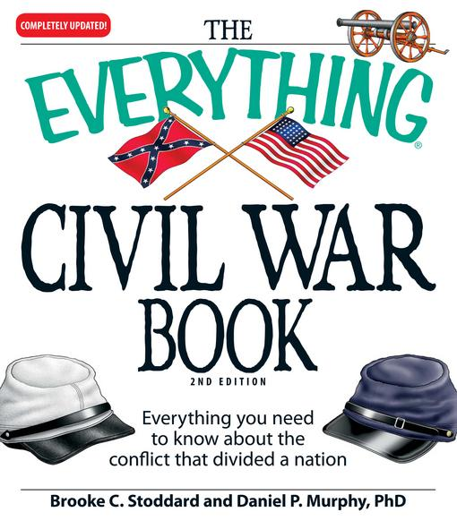 The Everything Civil War Book EB9781605507200