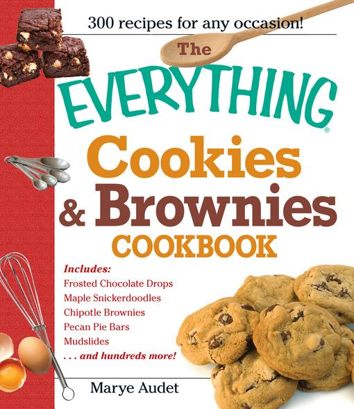 The Everything Cookies and Brownies Cookbook EB9781440521225