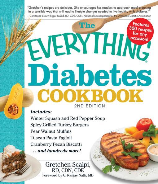 The Everything Diabetes Cookbook EB9781440501555