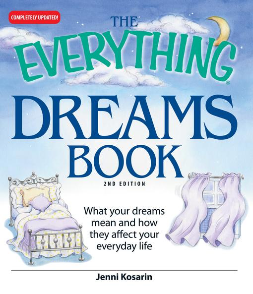 The Everything Dreams Book EB9781440538025