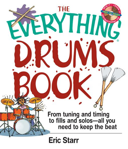 The Everything Drums Book EB9781440522628