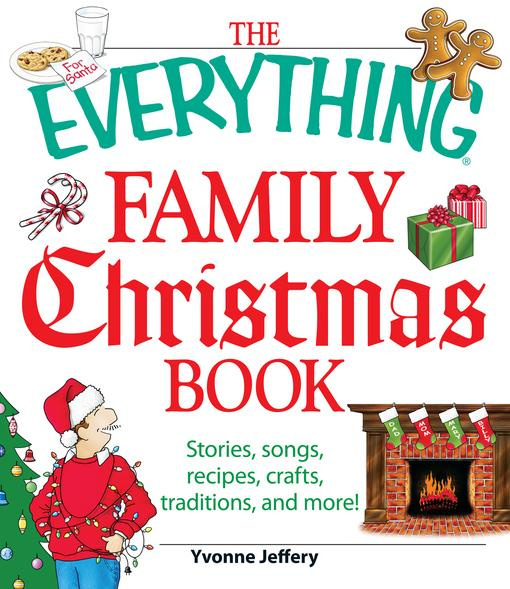 The Everything Family Christmas Book EB9781605507835
