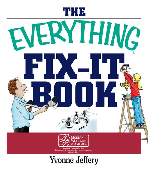 The Everything Fix- It Book EB9781440522901
