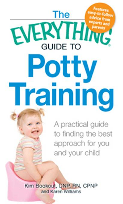 The Everything Guide to Potty Training EB9781440502392
