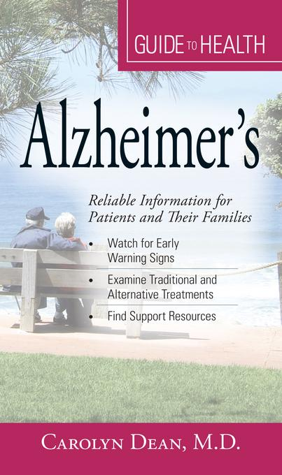 The Everything Health Guide to Alzheimer's Disease EB9781605506951