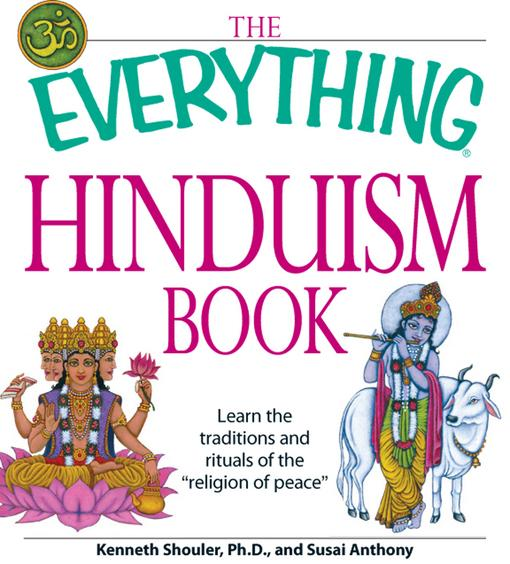 The Everything Hinduism Book EB9781605507507