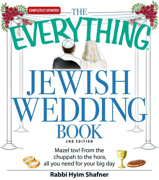 The Everything Jewish Wedding Book EB9781440501661