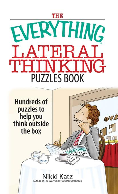 The Everything Lateral Thinking Puzzles Book EB9781605503448