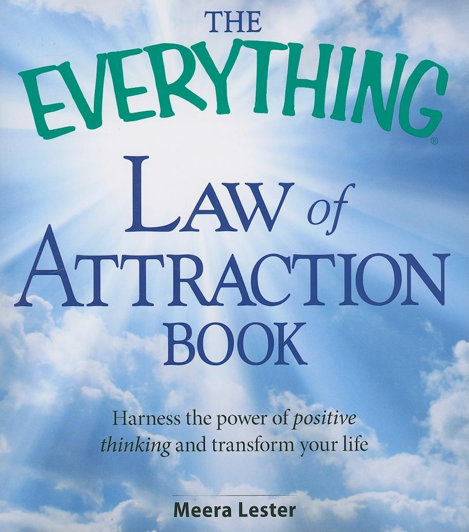 The Everything Law of Attraction Book EB9781440521959