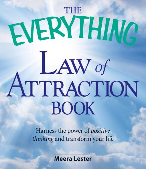The Everything Law of Attraction Book EB9781605507651