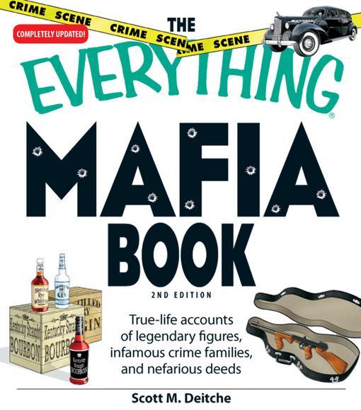 The Everything Mafia Book EB9781605507224