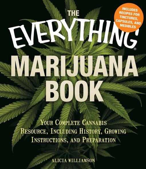 The Everything Marijuana Book EB9781440509513