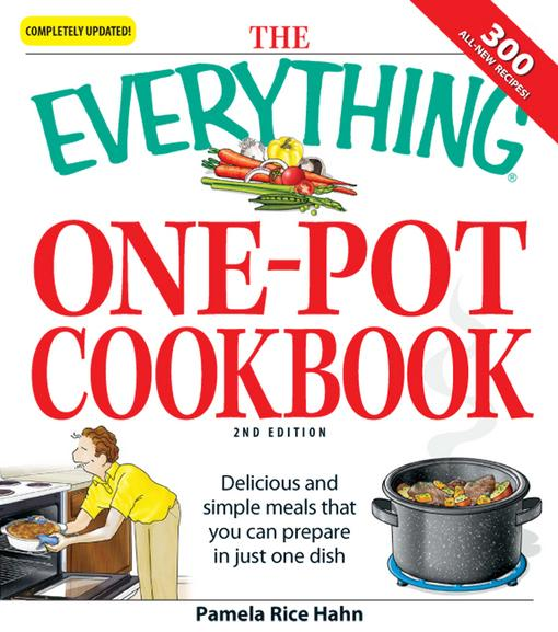 The Everything One-Pot Cookbook EB9781440522093