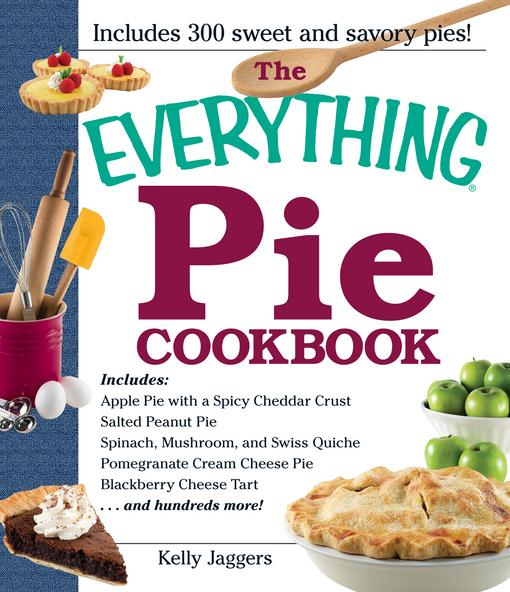 The Everything Pie Cookbook EB9781440527593