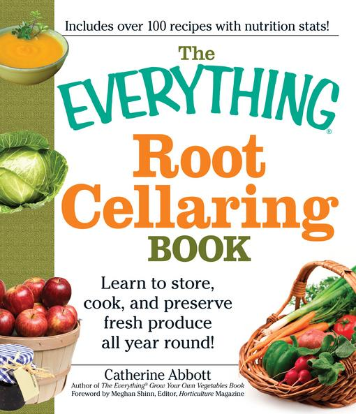 The Everything Root Cellaring Book EB9781440504693