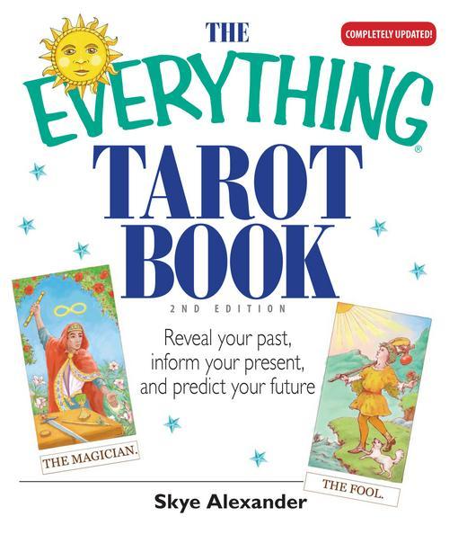 The Everything Tarot Book EB9781440523878