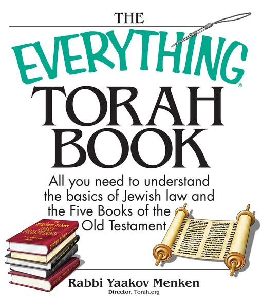 The Everything Torah Book EB9781440538018
