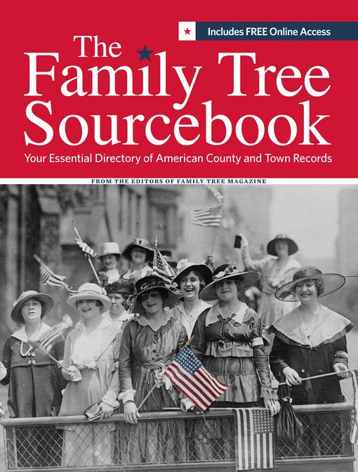 The Family Tree Sourcebook EB9781440311307