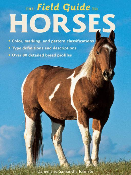 The Field Guide to Horses EB9781616732172