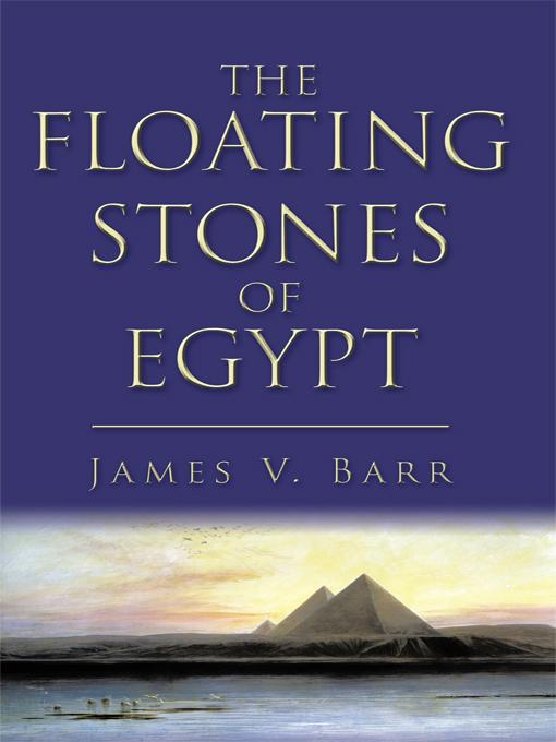 The Floating Stones of Egypt EB9781450287470