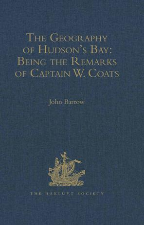 The Geography of Hudson's Bay EB9781409415169