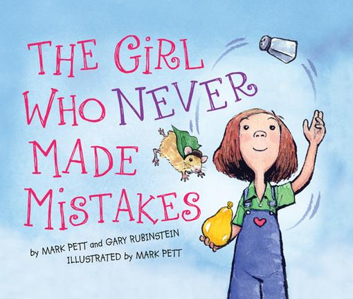 The Girl Who Never Made Mistakes EB9781402255458
