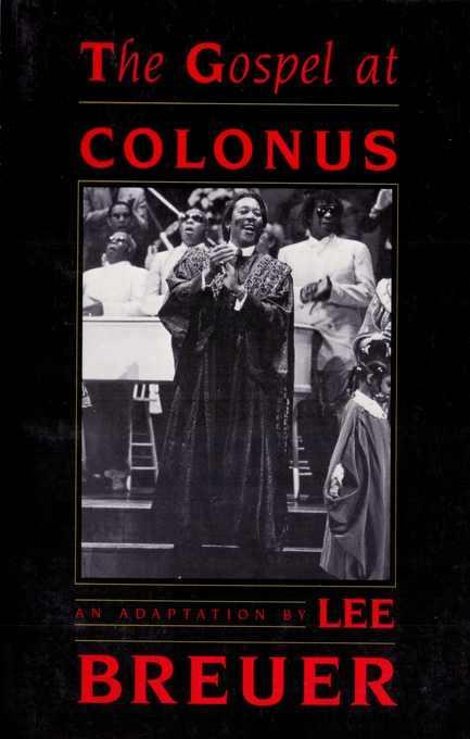The Gospel at Colonus EB9781559366786