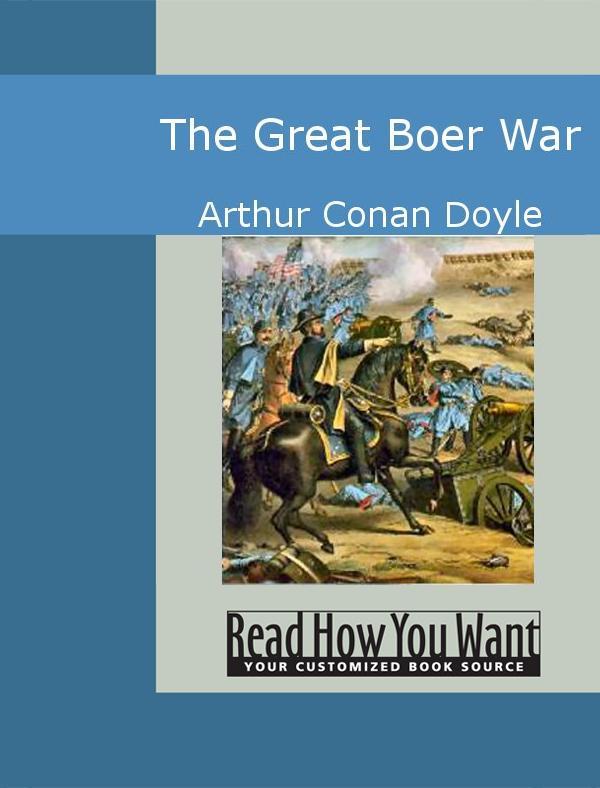 The Great Boer War EB9781442945531