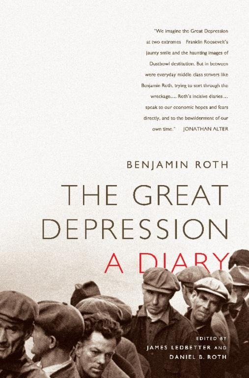 The Great Depression: A Diary: A Diary EB9781586488376