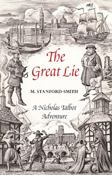The Great Lie: A Nicholas Talbot Adventure EB9781906784515