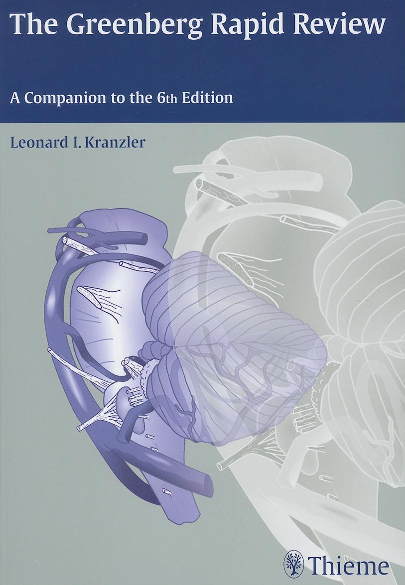 The Greenberg Rapid Review: A Companion to the 6th Edition EB9781604061970