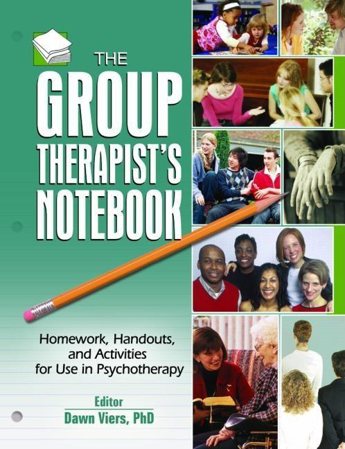 The Group Therapist's Notebook EB9781136862687