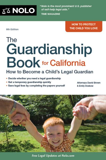 The Guardianship Book for California EB9781413316001