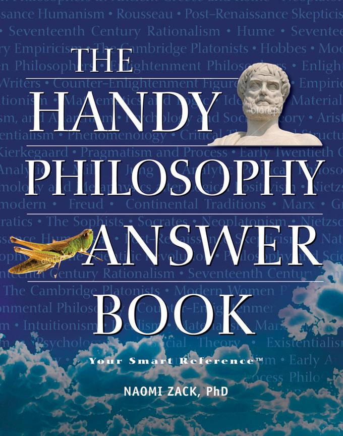 The Handy Philosophy Answer Book EB9781578592777