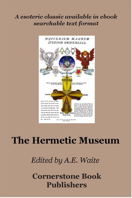 The Hermetic Museum EB9781887560672
