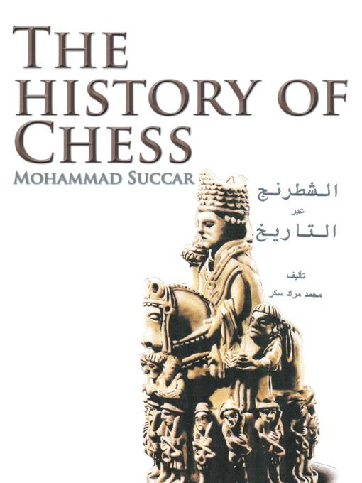 The History of Chess EB9781462050222