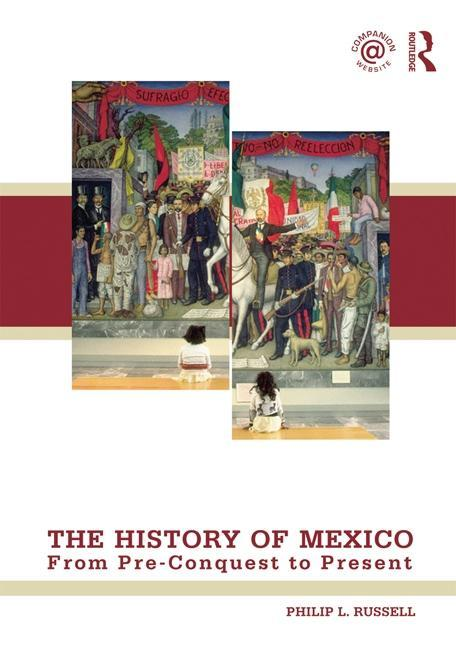 The History of Mexico EB9781136968280