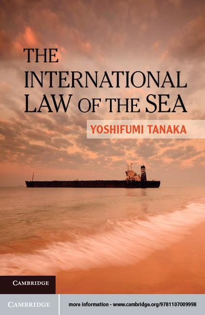 The International Law of the Sea EB9781139368780