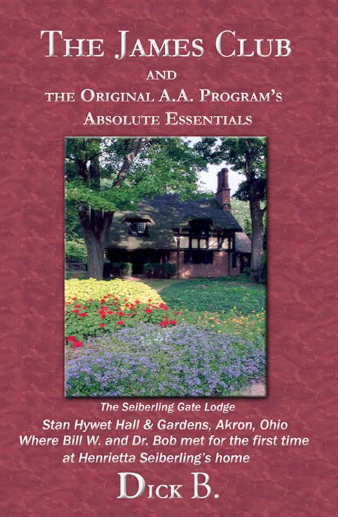 The James Club and The Original A.A. Programs EB9781937520090
