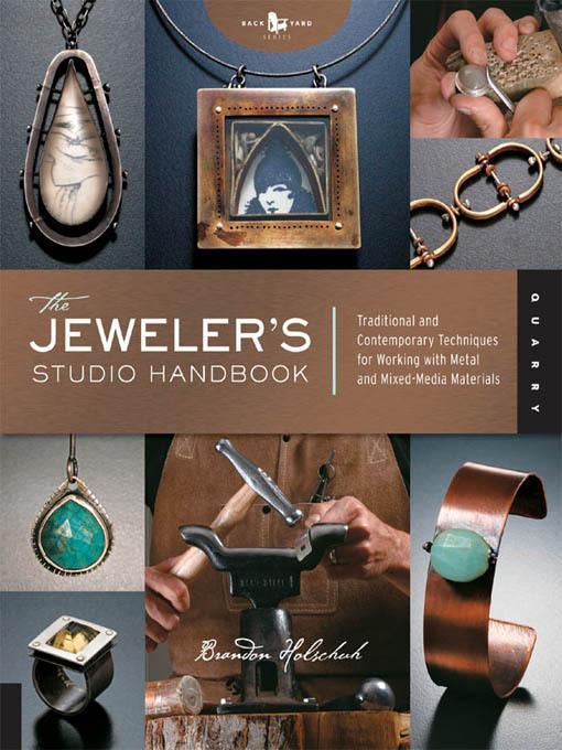 The Jeweler's Studio Handbook EB9781616735357
