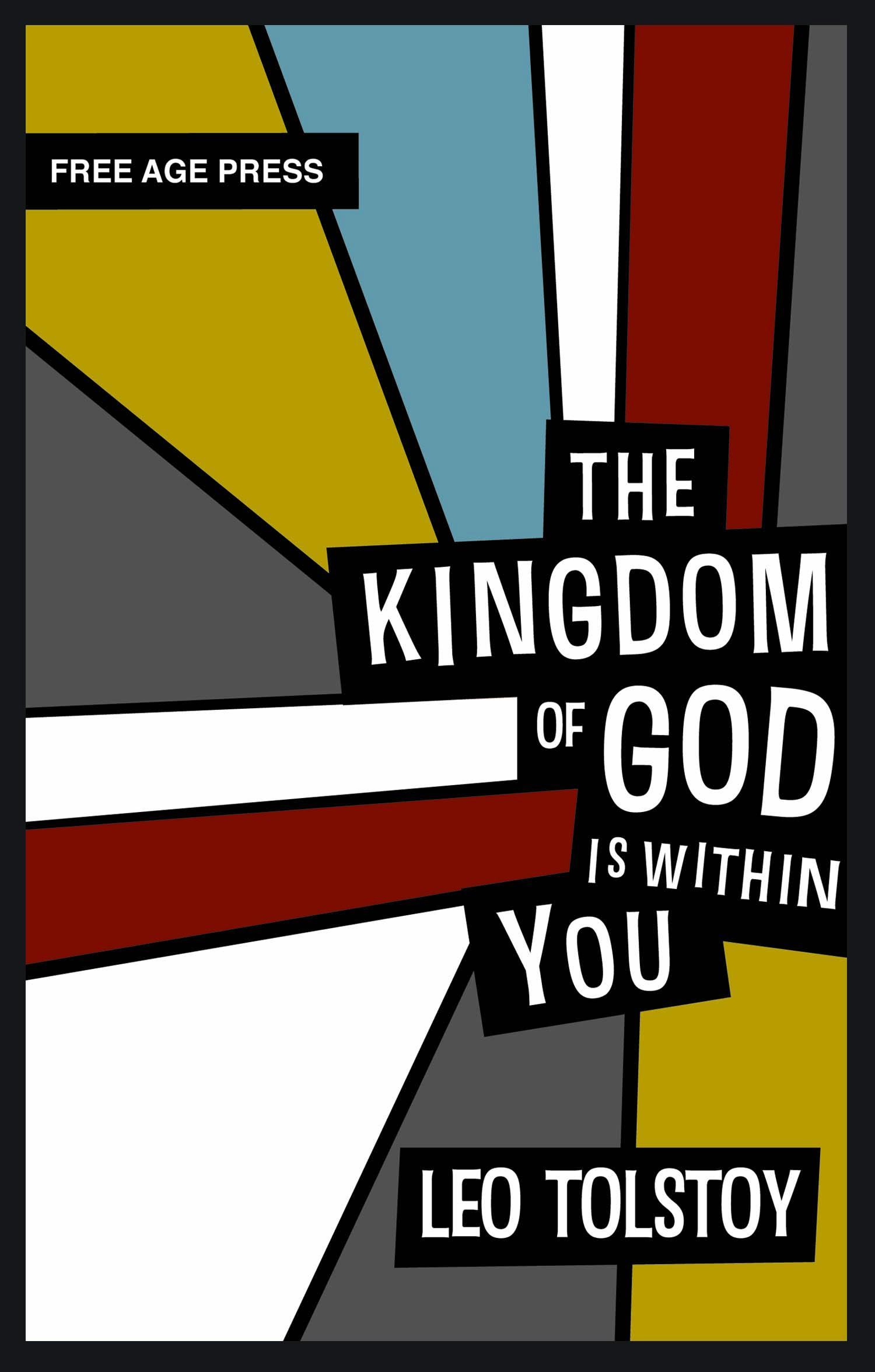 The Kingdom of God is Within You EB9781907355660